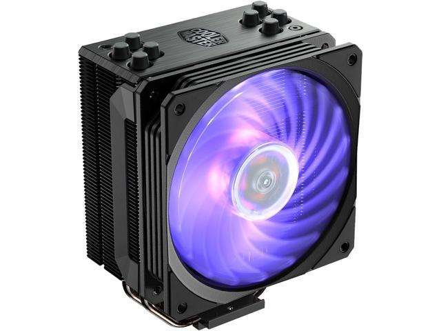 Cooler Master launches Hyper 212 Black Edition – RGB-enhanced cooling