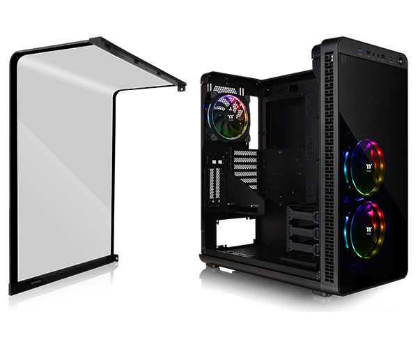 Thermaltake launches View 37 chassis